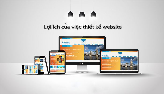 Lợi ích khi thiết kế website chuẩn Seo cho doanh nghiệp