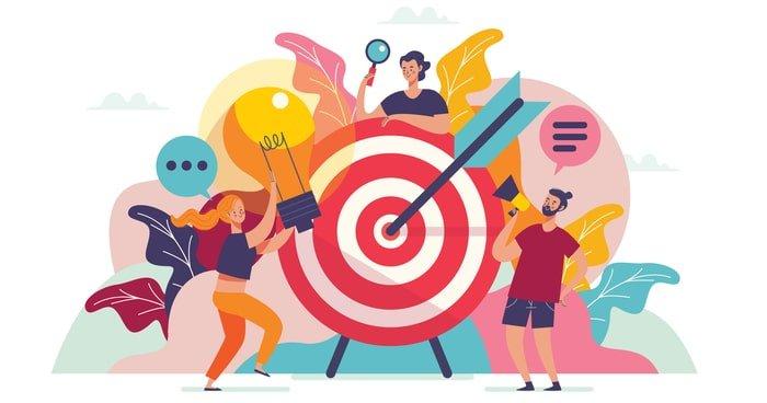 Xác định thị trường mục tiêu